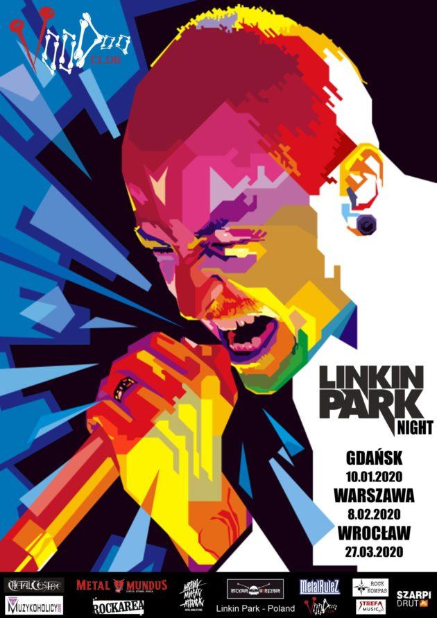 Linkin Park night Warszawa / 2019 /