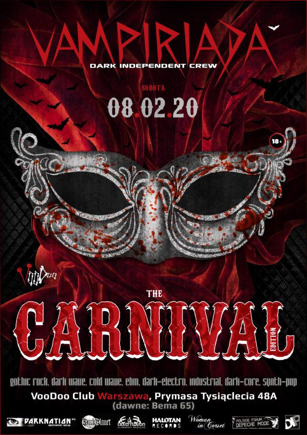 Vampiriada – Carnival 2020