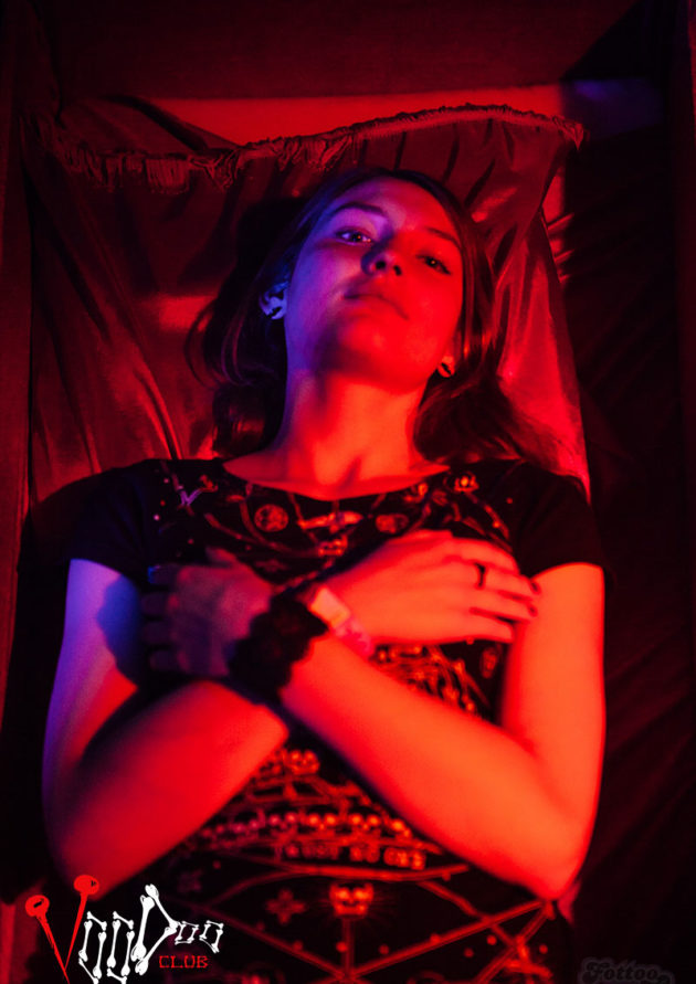 Vampire Love Night