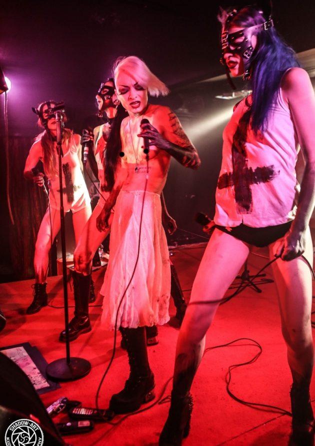 Gothic Fetish Party – Grausame Töchter