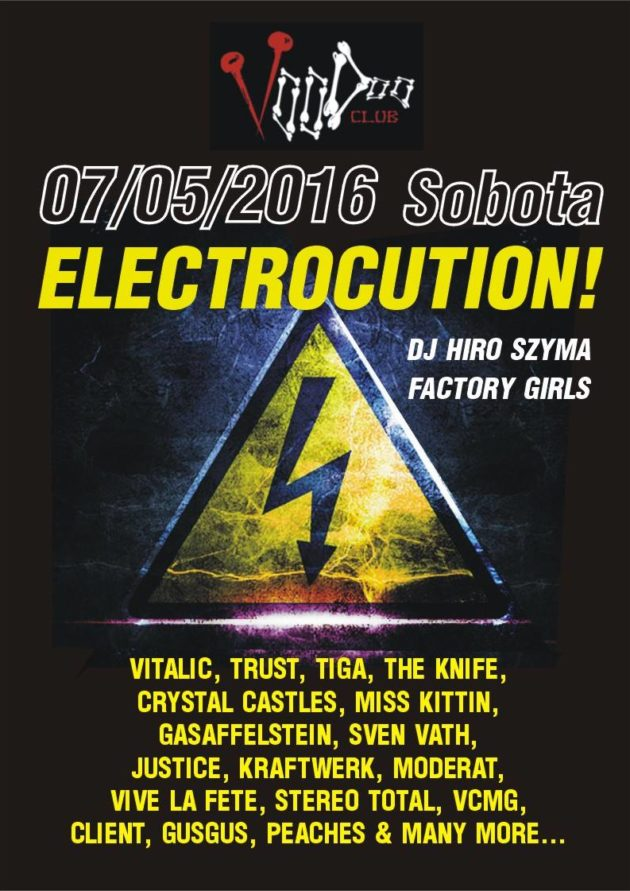 Electrocution!