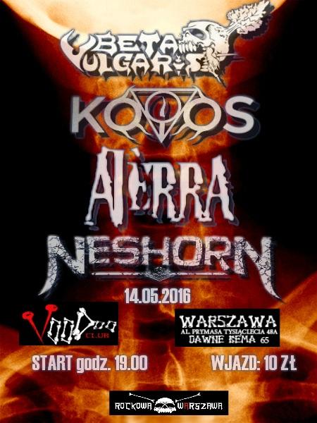 Aterra / Beta Vulgaris / Neshorn / Koios
