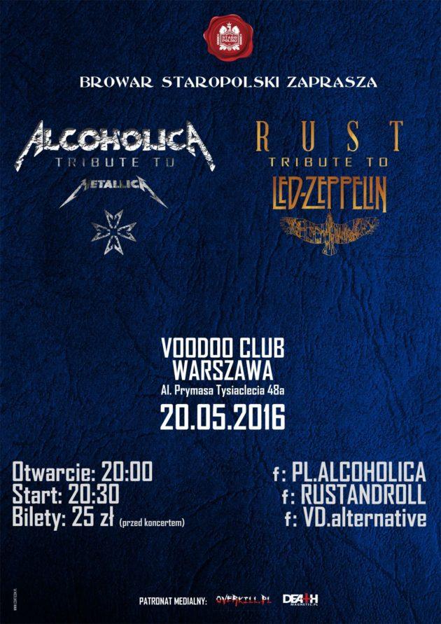 Rust & AlcoholicA