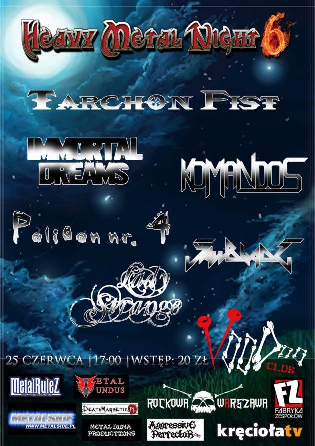 Heavy Metal Night 6