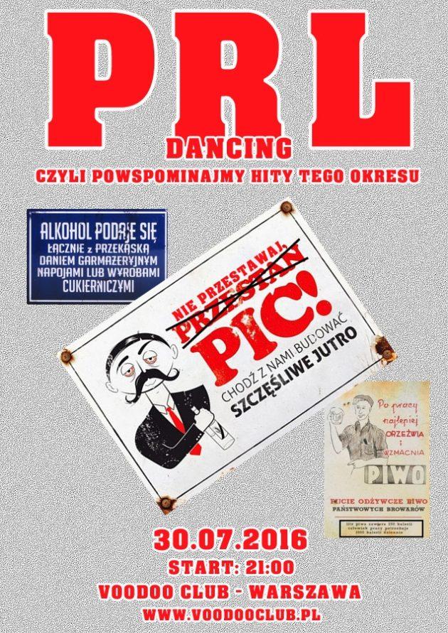 PRL Dancing