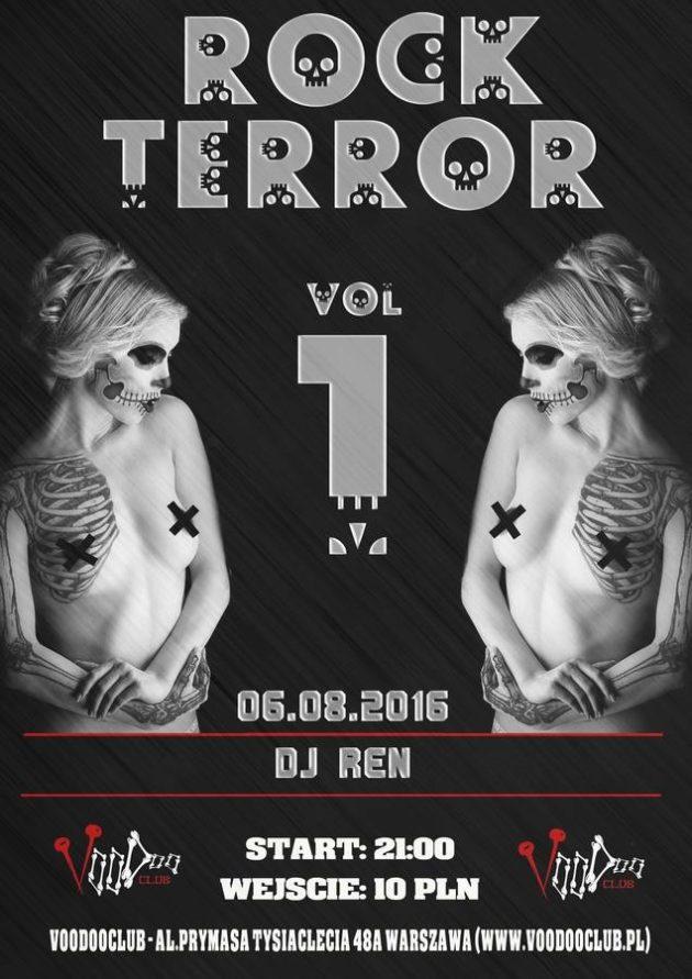 Rock Terror Vol. 1