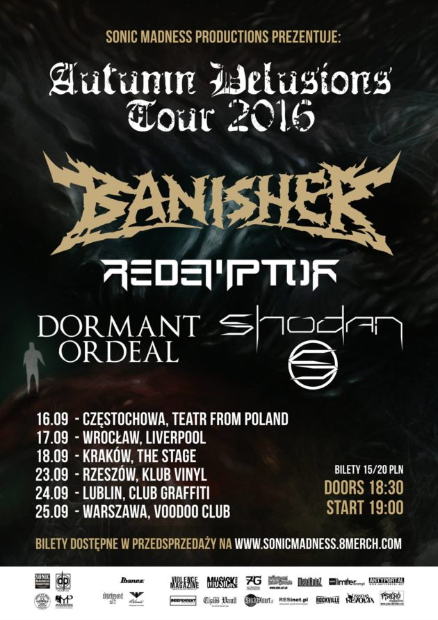 Autumn Delusions Tour 2016