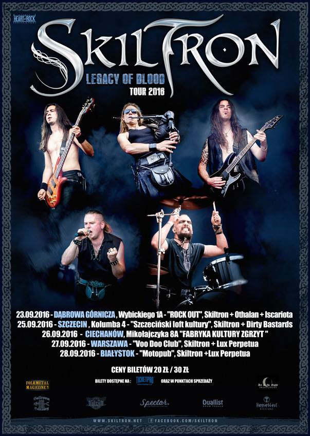 Koncert Skiltron, Lux Perpetua