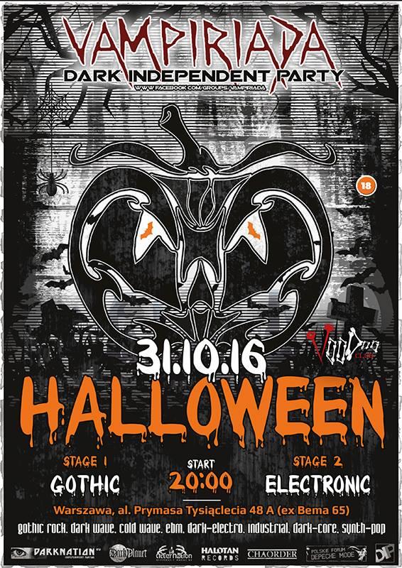 Halloween z Vampiriadą