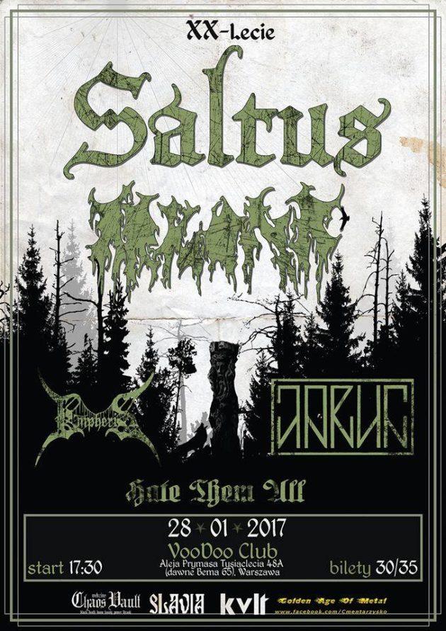Saltus – XX-Lecie
