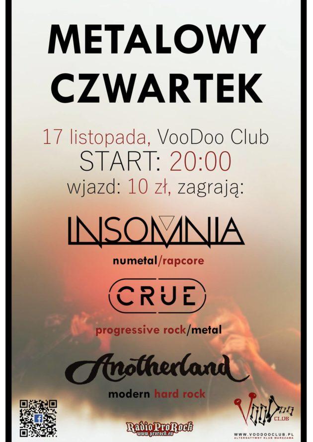 Insomnia / Crue / Anotherland