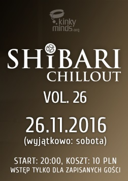 Shibari Chillout vol. 26