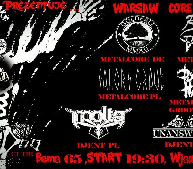 Warsaw Core Night VOL I