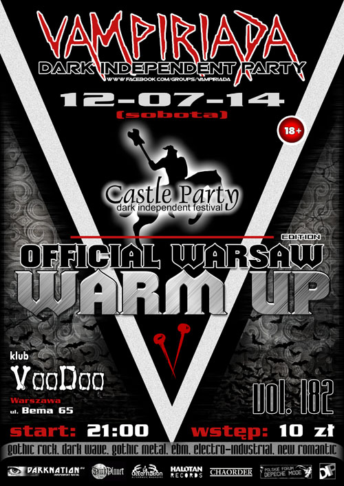 VAMPIRIADA vol. 182 – Official Warsaw Warm-Up