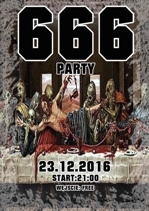 666 party vol.8