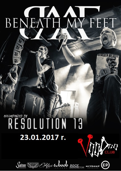 Beneath My Feet, Resolution 13, Sky Collapse LIVE
