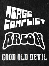 Merge Conflict & Areon & Good Old Devil / Voodoo Club