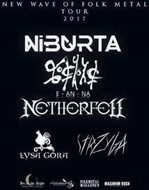 New Wave of Folk Metal Tour – Warszawa