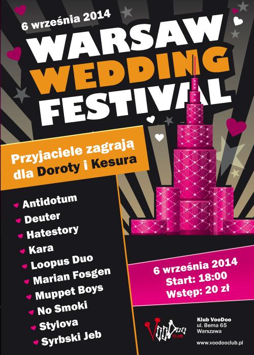 Warsaw Wedding Festiwal