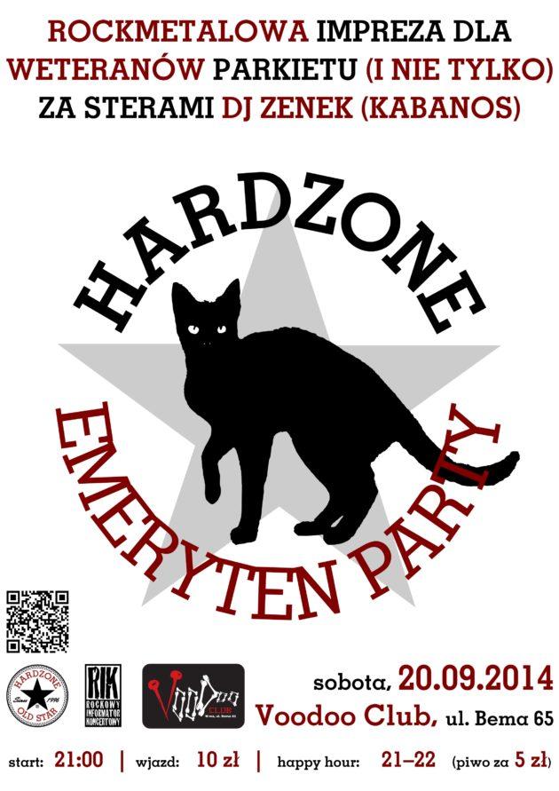 Hardzone Emeryten Party XIII: czynaście
