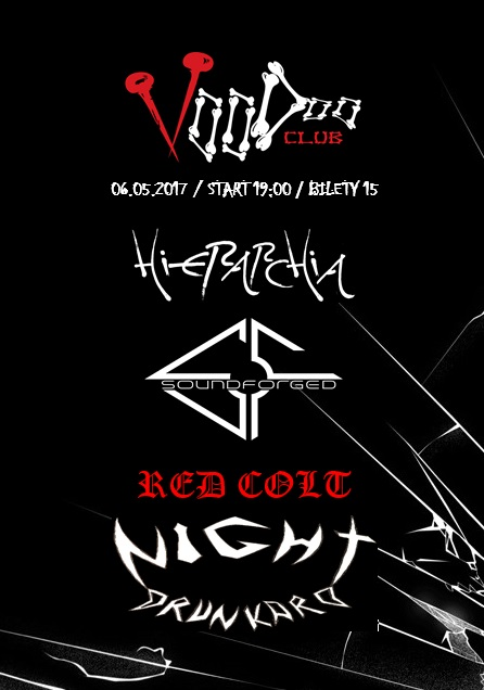 Red Colt x Soundforged x Hierarchia x Night Drunkard