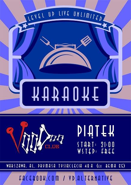 Majówka z Karaoke w VooDoo Club