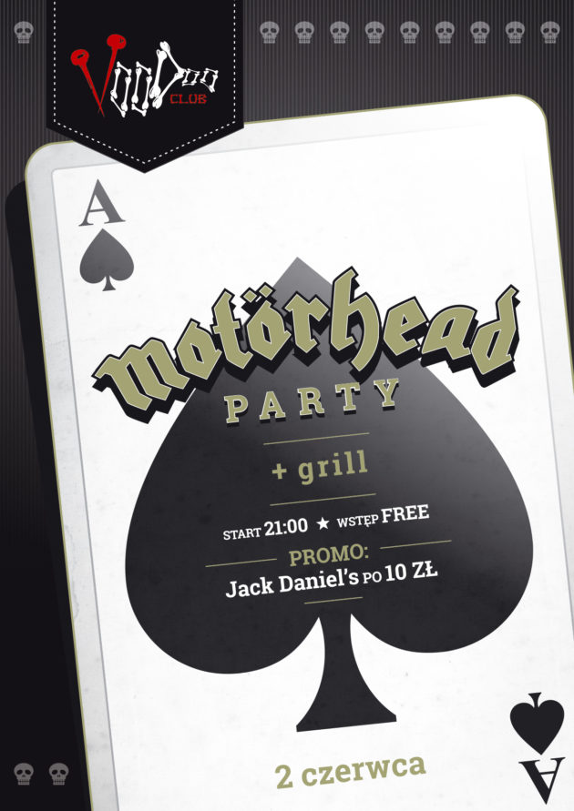 Motörhead Party