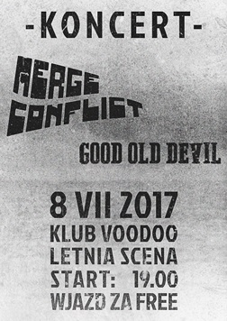 Good Old Devil i Merge Conflict na Letniej Scenie VooDoo Club