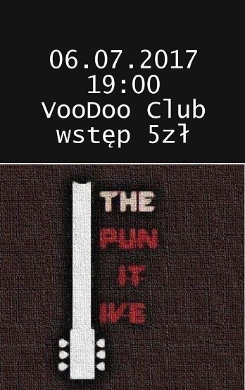 Dispelled Reality, The Punitive i ICON w VooDoo Club
