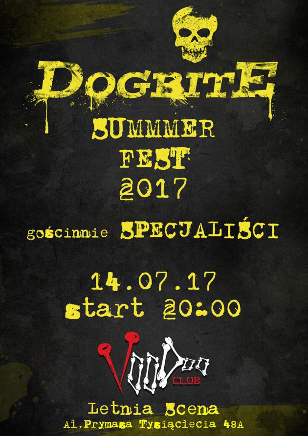 Dogbite Summer Fest na Letniej Scenie VooDoo!