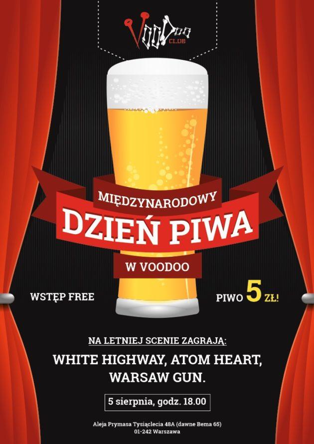 Międzynarodowy Dzień Piwa w VooDoo
