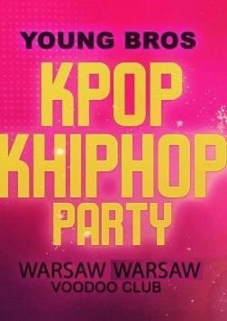 K-Pop & K-Hiphop Party in Warsaw