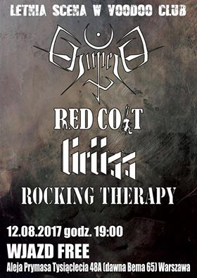 Chimera, Red Colt, Gruzz, Rocking Therapy w VooDoo Club