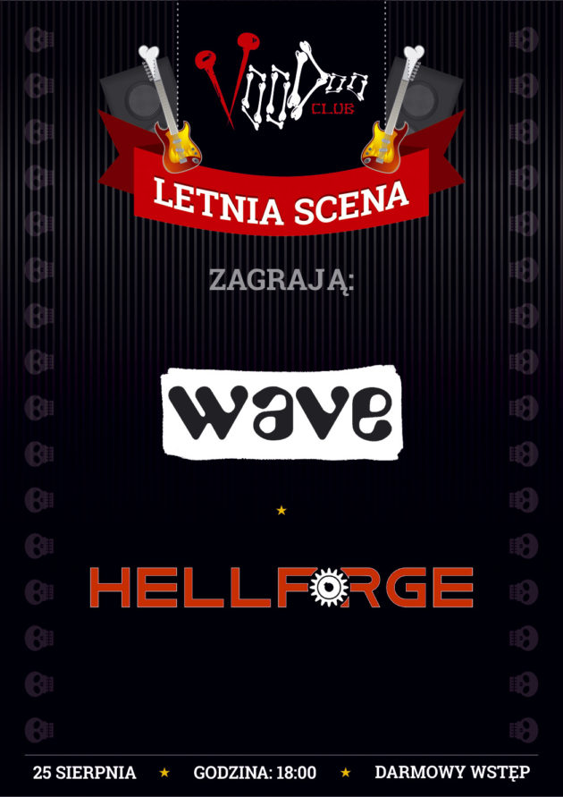 Letnia Scena VooDoo: Wave i Hellforge
