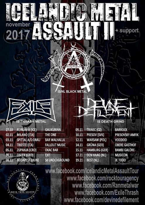Icelandic Metal Assault