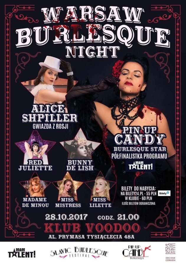 Warsaw Burlesque Night vol. 4