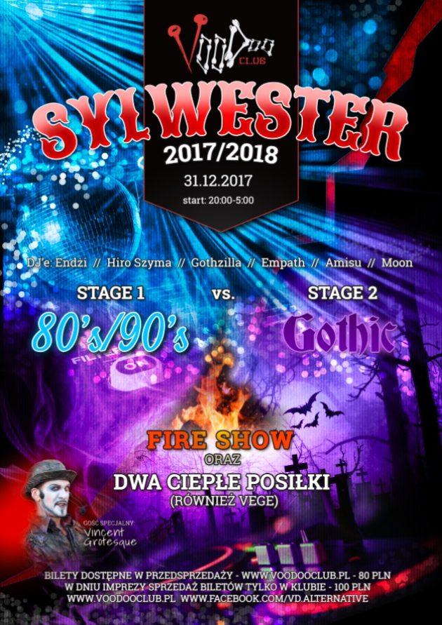 Sylwester 2017/2018 w VooDoo Club