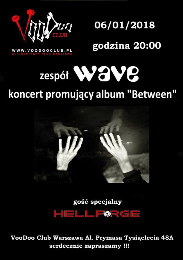 Koncert WAVE & Hellforge
