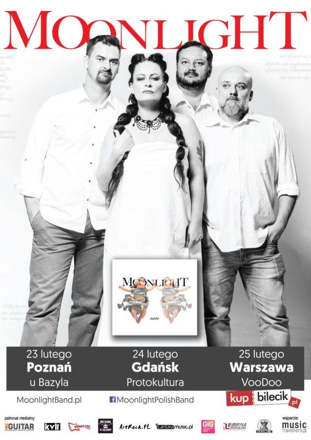 Moonlight / Nate Tour / 25.02 Warszawa