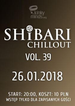 Karnawałowe Shibari Chillout vol. 39