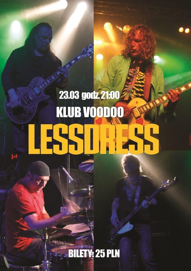 Koncert Lessdress