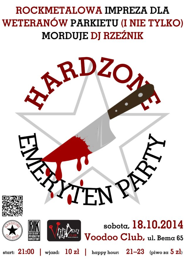 Hardzone Emeryten Party XIV: rzeźnia nr 1