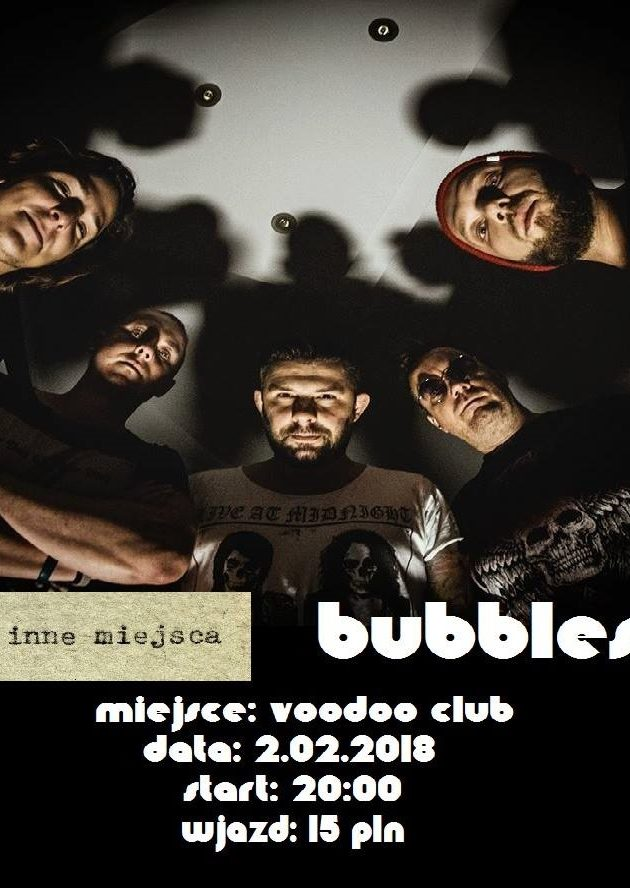 Inne Miejsca / Bubbles w VooDoo Club