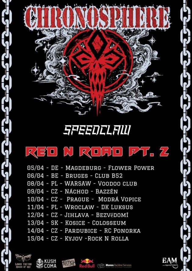 Chronosphere / Speedclaw – Warsaw VooDoo Club