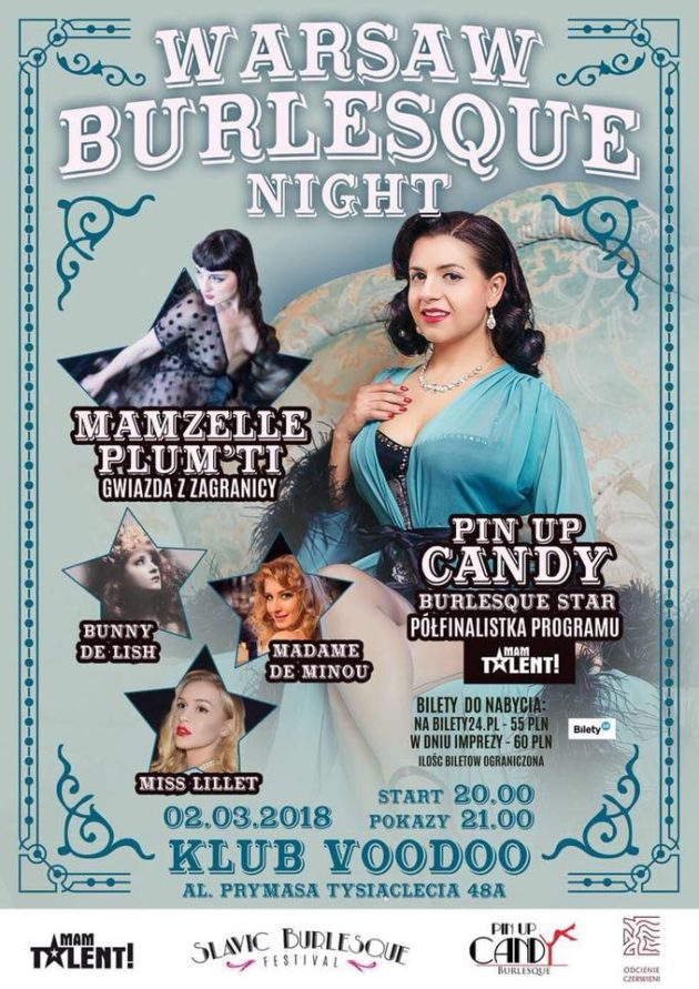 Warsaw Burlesque Night vol. 9