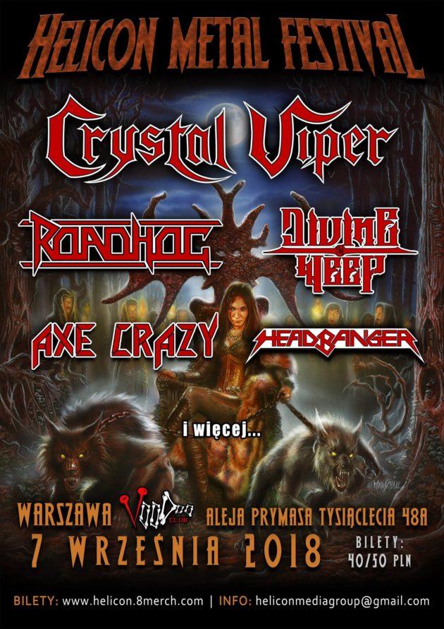 Helicon Metal Festival 2018