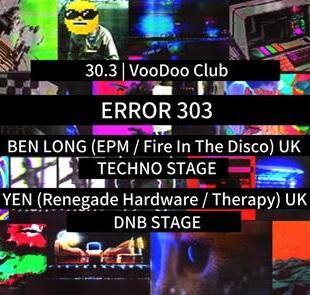 ERROR 303 | Ben Long & Yen