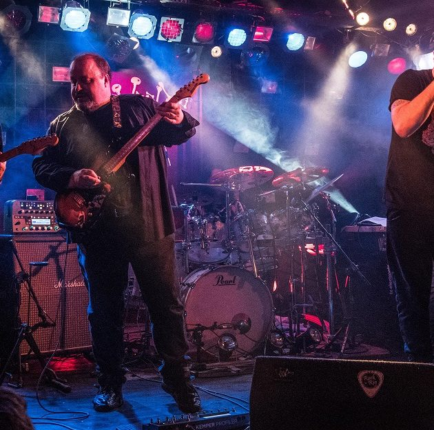 Steve Rothery z zespołu Marillion