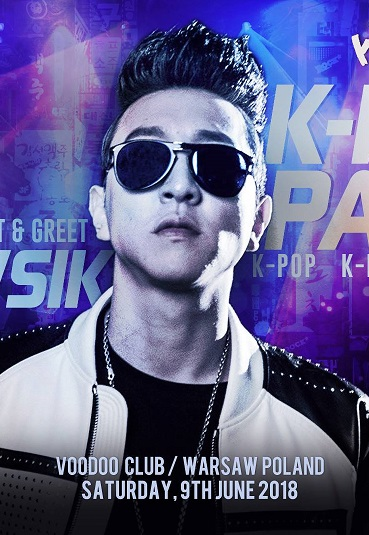 Flowsik x Young Bros K-Pop Party in Warsaw