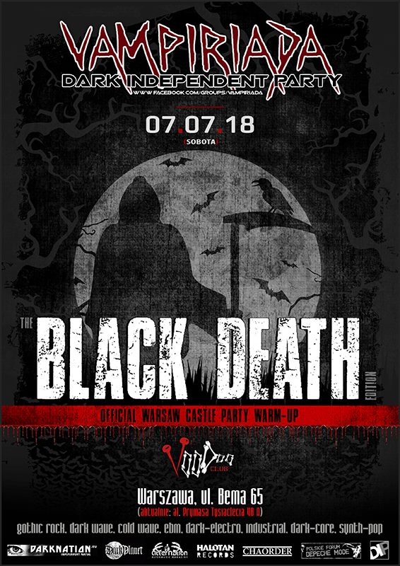 Vampiriada – The BLACK DEATH